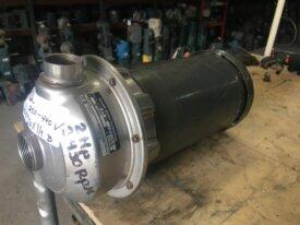 MOTOBOMBA 2HP INOXIDABLE