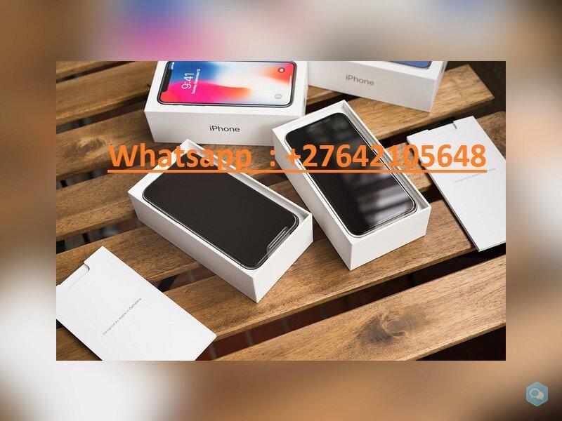 Apple iPhone X 64GB - €445 e Apple iPhone X 256GB  3