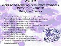 3º CURSO DE FORMAÇÃO EM CITOPATOLOGIA VETERINÁRIA 1