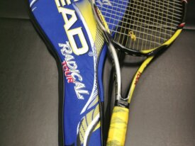Vendo HEAD RADICAL TOUR OS - Agassi- Made in Austr