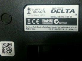 Cuffie senza filo Ear Force Delta Dolby