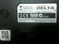 Cuffie senza filo Ear Force Delta Dolby 5