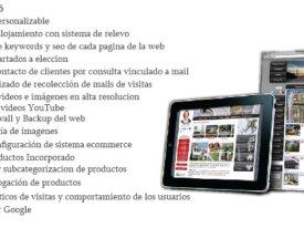 Creacion de sitios webs