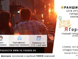 Готовый бизнес в Краснодаре по франшизе