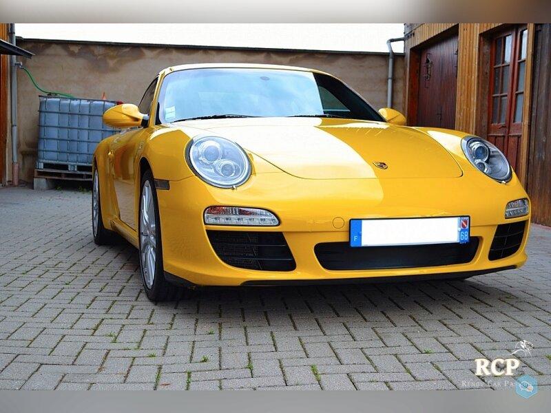 Porsche 997-2 S pdk 7