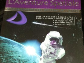 Coffret l aventure spatiale