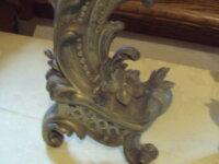 garniture de devant de cheminée en bronze 2