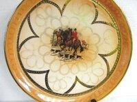 Assiette décorative H. Bequet 1