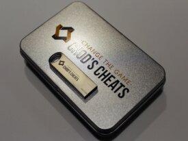 Une clé USB pour cheat ?! (USB Starter Gift Set)