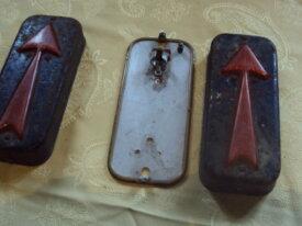 flèches clignotantes anciennes