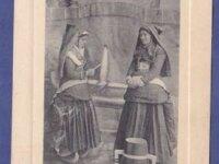 (65) cpa - types des pyrenees - lettre du fiance 1