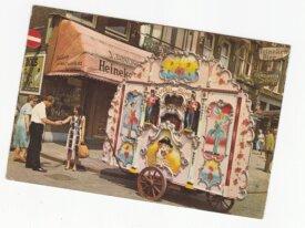 Pays-bas cpm.l'orgue de barbarie Pipo