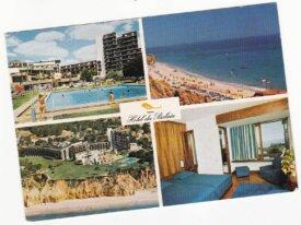 Portugal cpm algarve hotel da balavia -circulée