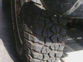bfg mud terrain 255/85 r16