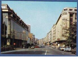 Charleroi-cpsm-boulevard tirou -notre maison