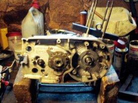 Bas moteur EM 125