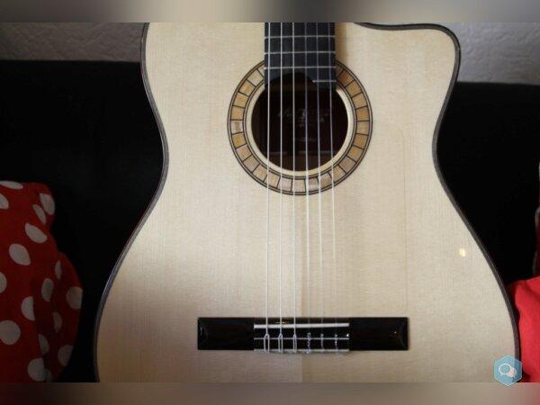 Guitare flamenca electro - img