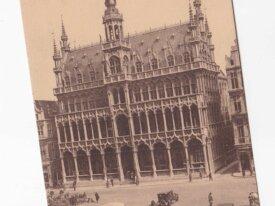 Bruxelles  maison du roi  n°10