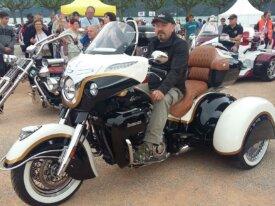Trike Roadmaster Lakota