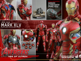 RECH Hot toys Iron man mark XLV 1/4