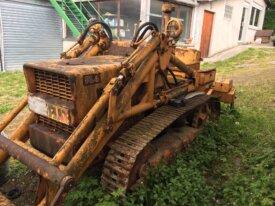 FIAT FL4 bulldozer