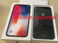 Apple iPhone X 64GB - €420 , iPhone X 256GB - €480 1