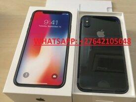 Apple iPhone X 64GB - €420 , iPhone X 256GB - €480
