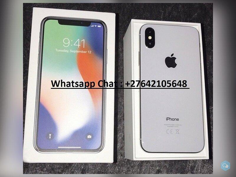 Apple iPhone X 64GB - €420 , iPhone X 256GB - €480 4
