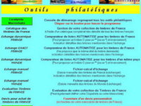 Catalogue des timbres de France DVD informatique 17