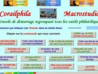 Catalogue des timbres de France DVD informatique 18