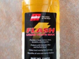 Malco Flash Liquid Paste Wax