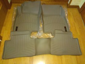 Vendo Alfombrillas WeatherTech FloorLiner en color