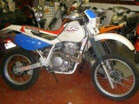 Vendo Motocicleta Honda XR 600