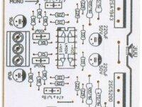 Placa Mirage ADP 300W 1