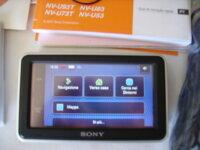 Navigatore satellitare Sony  2