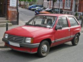 Vendo Opel Corsa del 86