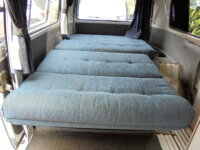 Rear three quarter bed seat 2