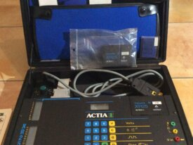 XR25; RENAULT; DIAGNOSTIC; VALISE; INTERFACE