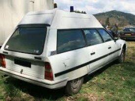 vend pièces CITROEN CX ambulance
