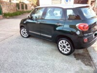 Fiat 500L Natural Power Lounge 2013 2