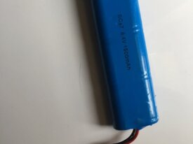 Batterie large 8,4v 1500mah