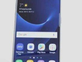 Samsung galaxy s7 edge 32gb preto