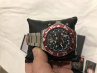 Sold..Hanowa Swiss military 1