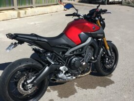 MT09 2016 ABS - 5500KM