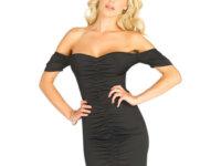 Vestido de noche negro 2