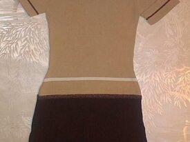 б/у Платье мини с коротким рукавом 40-42р.