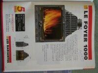 Insert cheminee philippe radiante 1000 1