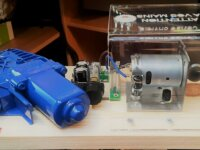 lot kl25z shaker gear motor  10 contacteur siemens 2