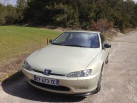 VENDS PEUGOT 406 COUPE 2,2 HDI PACK