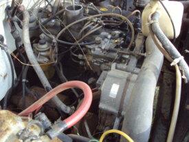 moteur transit diésel 1980